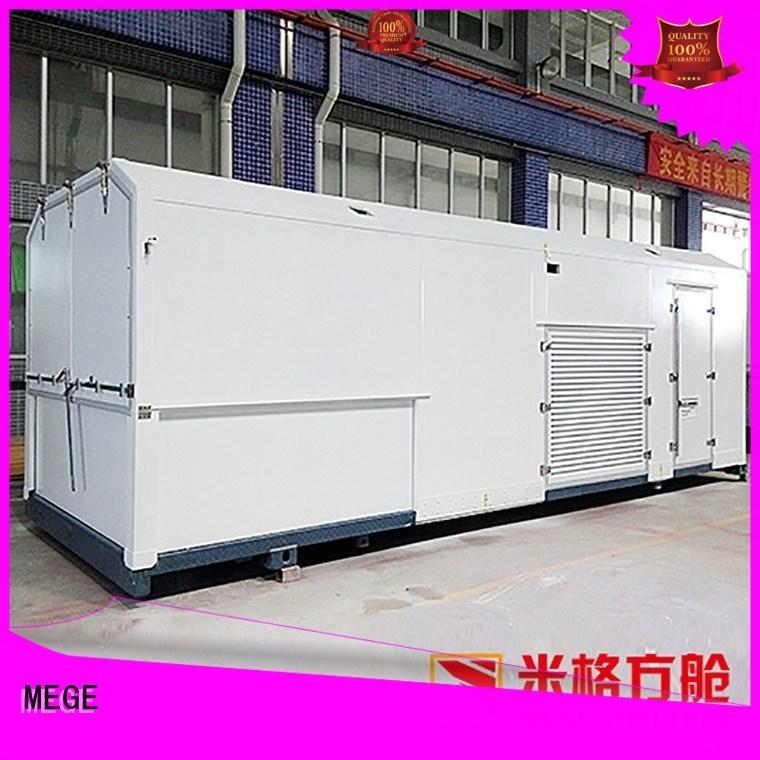 shelter truck emergency shelter MEGE Brand