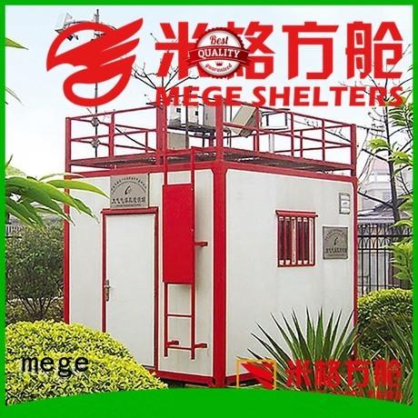 fiberglass military equipment emergency shelter MEGE Brand