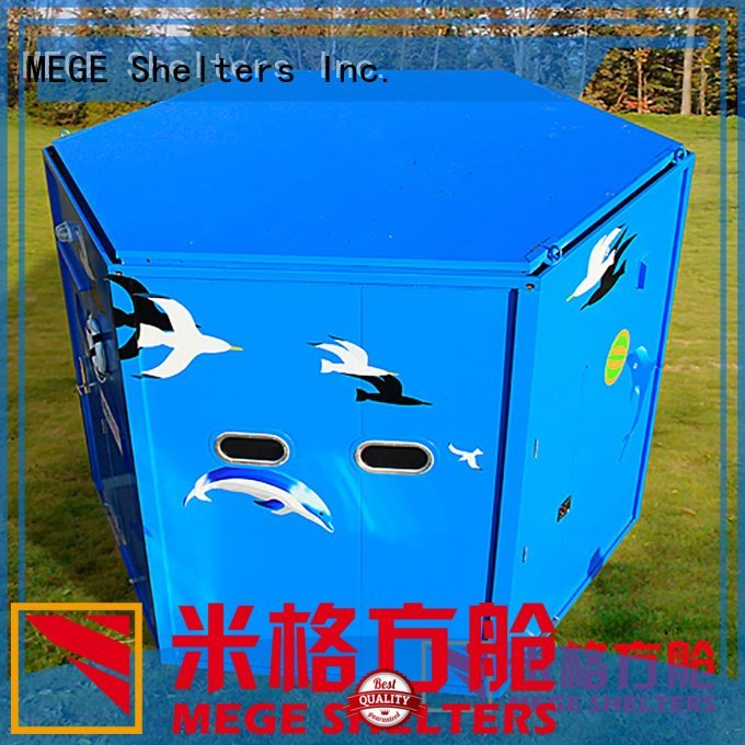 shipping container homes hotel shell OEM buy shipping container home MEGE