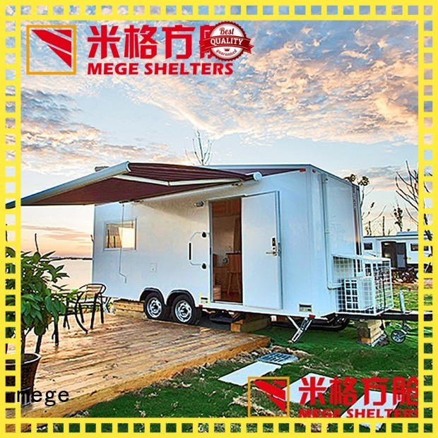 Hot bar buy shipping container home mege rv MEGE Brand
