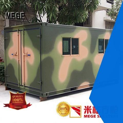 bts shelter truck meteorology military MEGE Brand