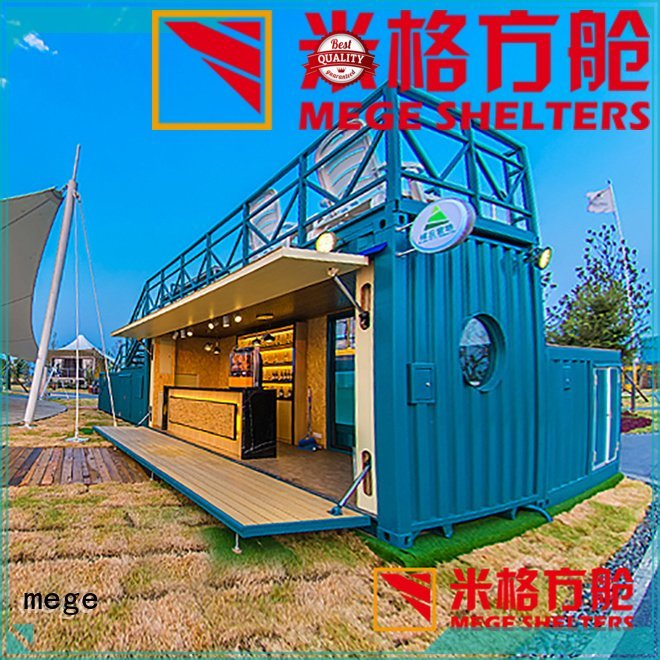 MEGE shell bathroom buy shipping container home trailer shipping