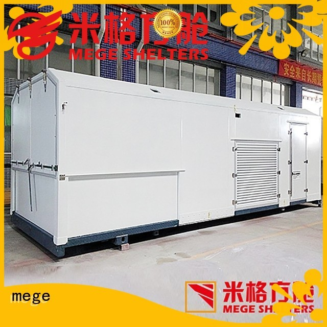 electricity military emergency shelter equipment MEGE company