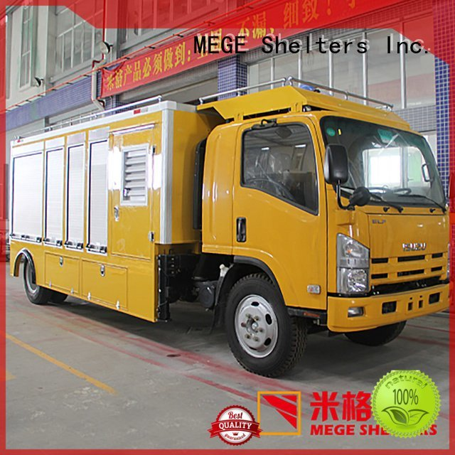 bts shelter equipment emergency shelter communication MEGE