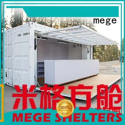 folding store buy shipping container pool MEGE manufacture