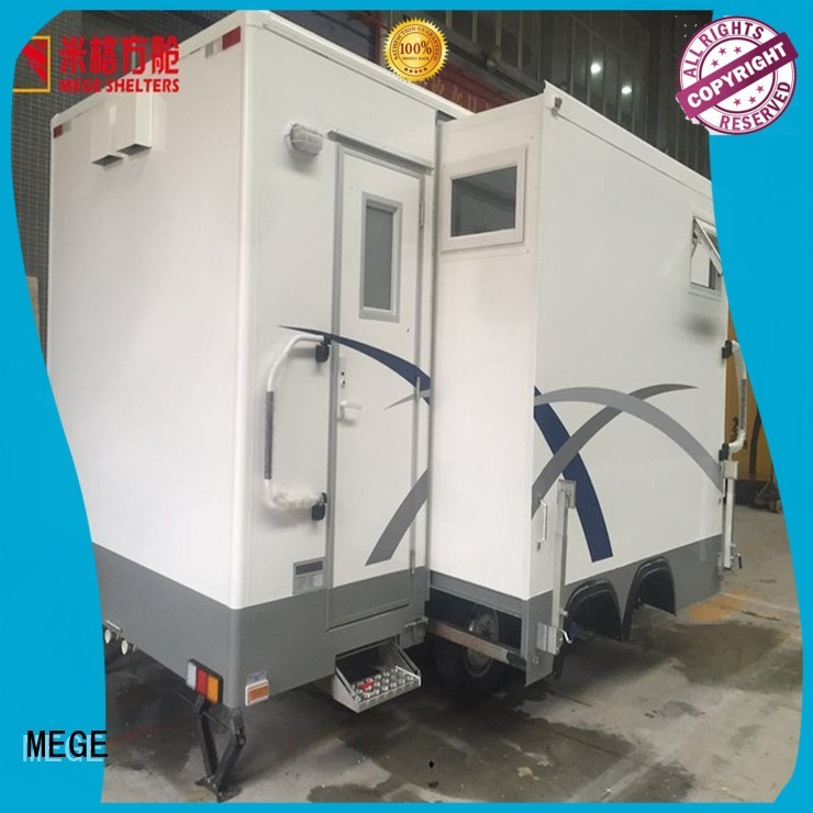 gel pool shipping container homes container rv MEGE Brand