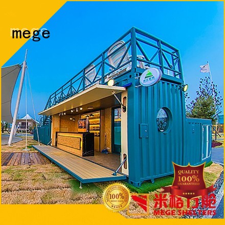 trailer mege▪jazzi pool MEGE Brand shipping container homes factory