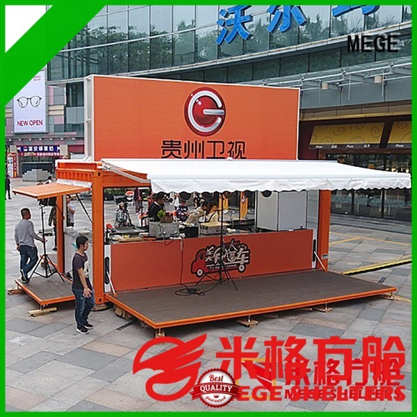 buy shipping container pool bar kitchenmobile coffee MEGE Brand company