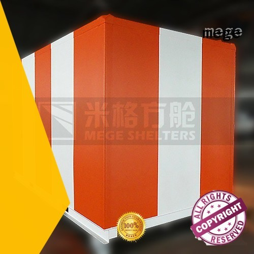 bts shelter electricity water proof MEGE Brand emergency shelter