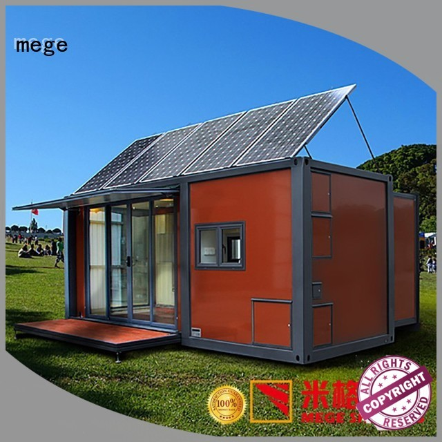 MEGE Brand mary gel shipping container homes mege supplier