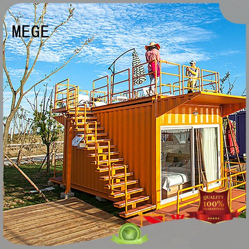 container bathtub MEGE Brand shipping container homes