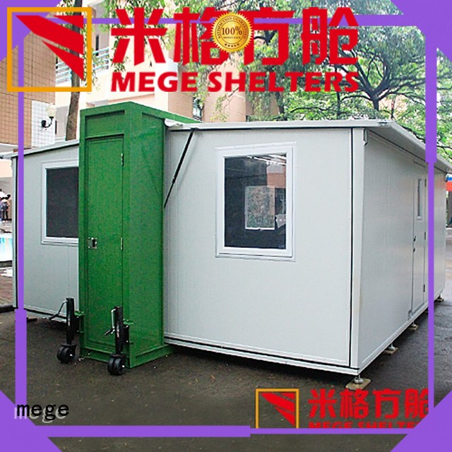 store german gas OEM houses out of shipping containers MEGE