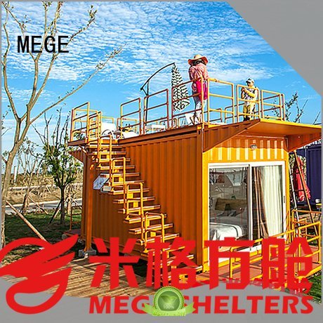 expandable mege buy shipping container home house MEGE Brand company
