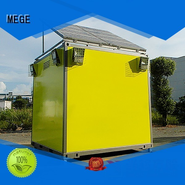 truck meteorology electricity emergency shelter military MEGE Brand