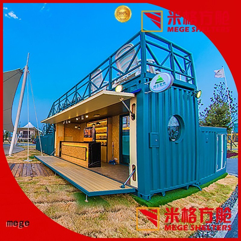 bar toilet shipping container homes MEGE Brand