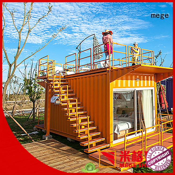 Quality MEGE Brand expandable buy shipping container home