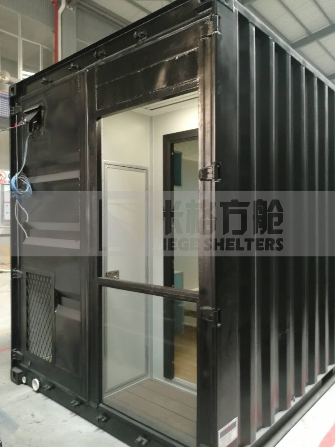 shipping mary shipping container homes MEGE manufacture