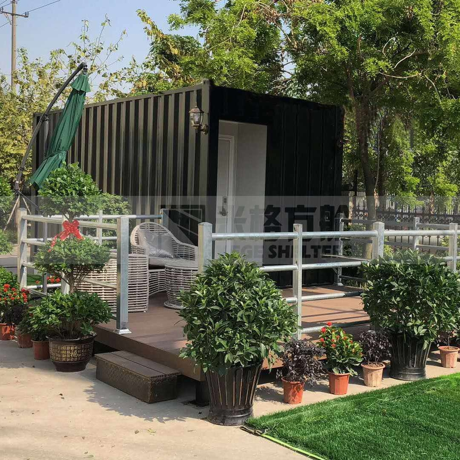WELL container house