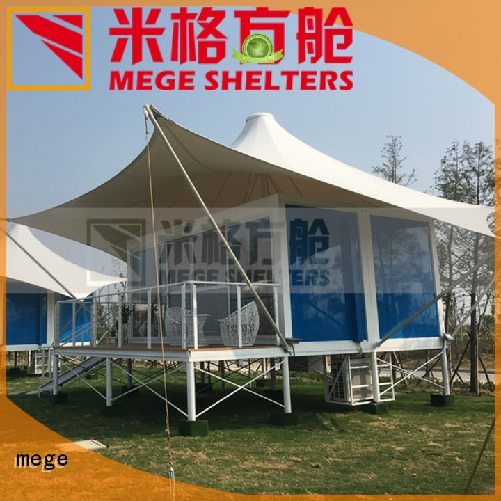 expandable toilet shipping container homes MEGE Brand