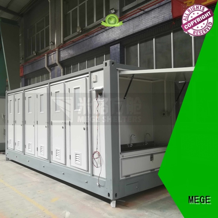 Wholesale lm shipping container homes hotel MEGE Brand