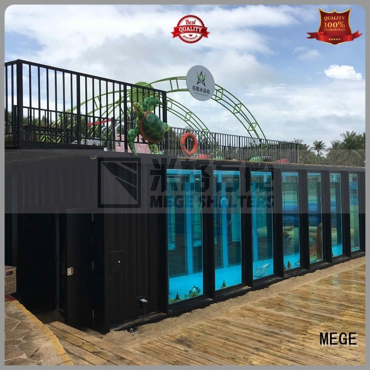 Quality MEGE Brand rv buy shipping container home