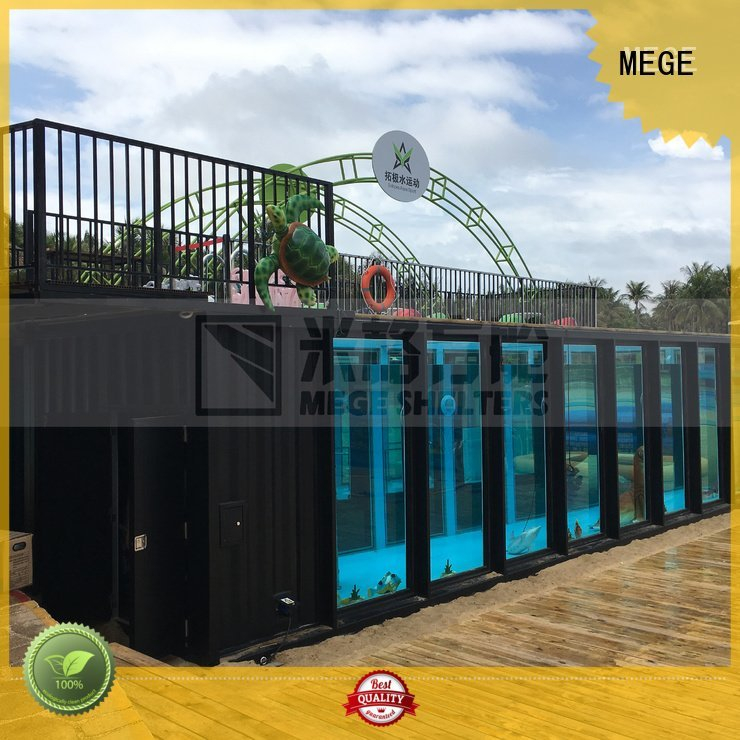 OEM shipping container homes mege▪jazzi pool expandable buy shipping container home