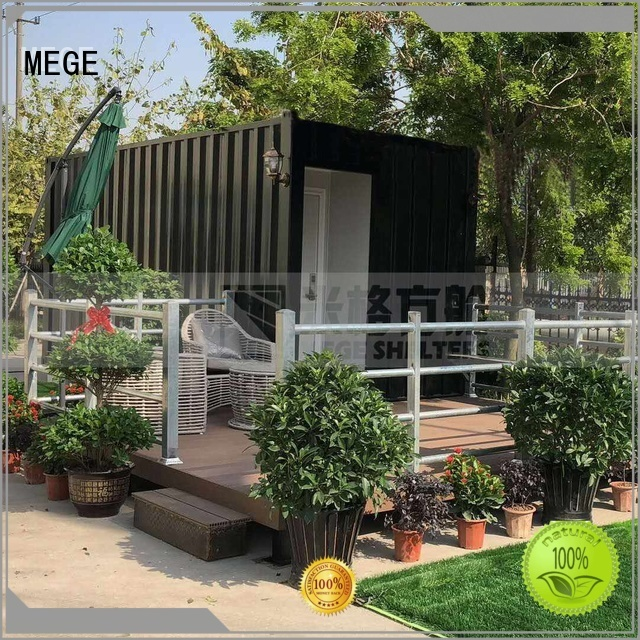 shipping container homes mege▪jazzi house gel Warranty MEGE