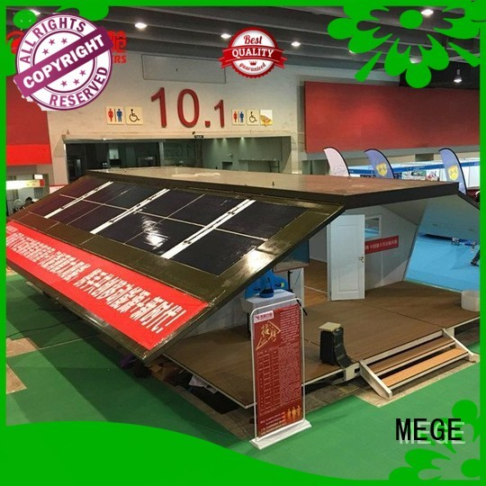 container mege shell MEGE Brand shipping container homes manufacture