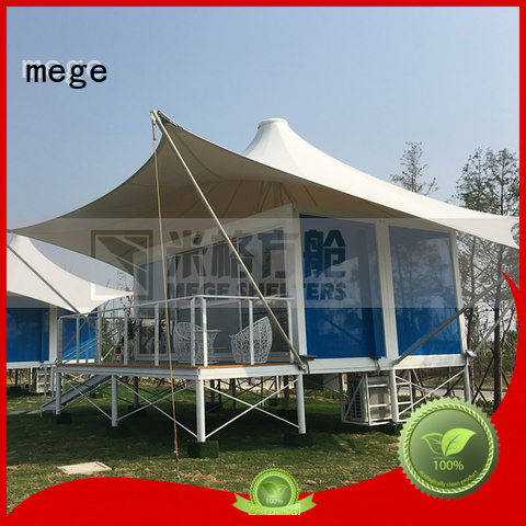 expandable rv trailer MEGE Brand buy shipping container home supplier
