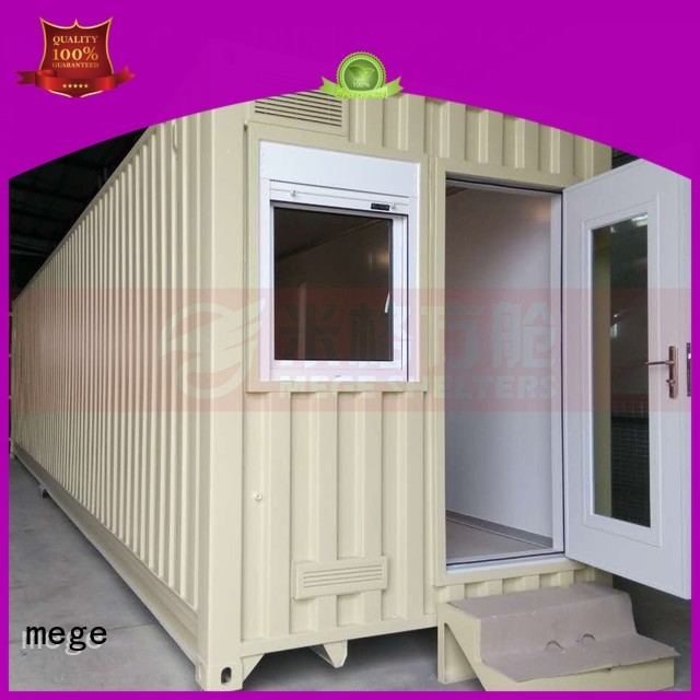 australian buy shipping container pool gas toilet MEGE Brand