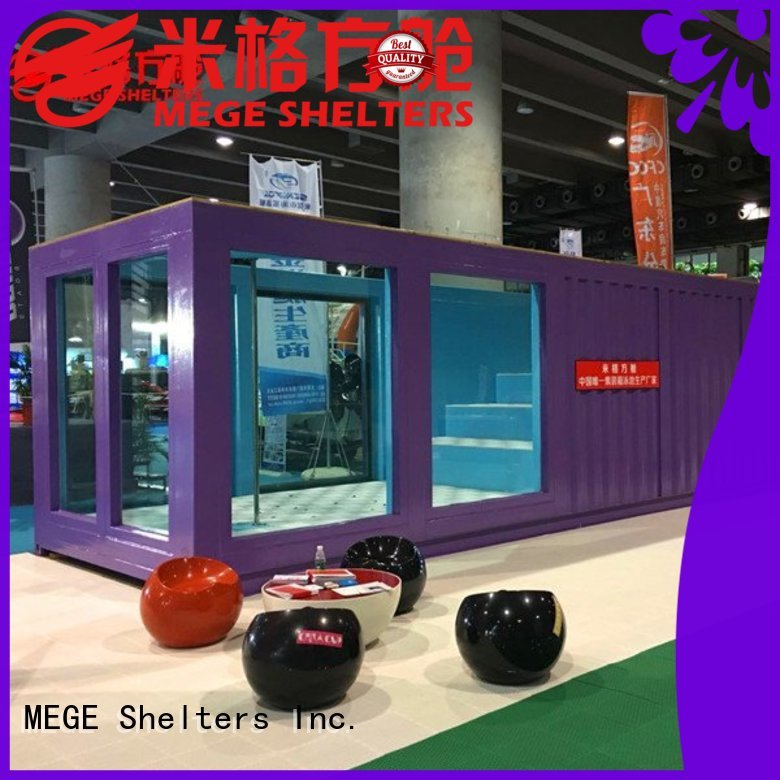 Hot container buy shipping container pool gas MEGE Brand