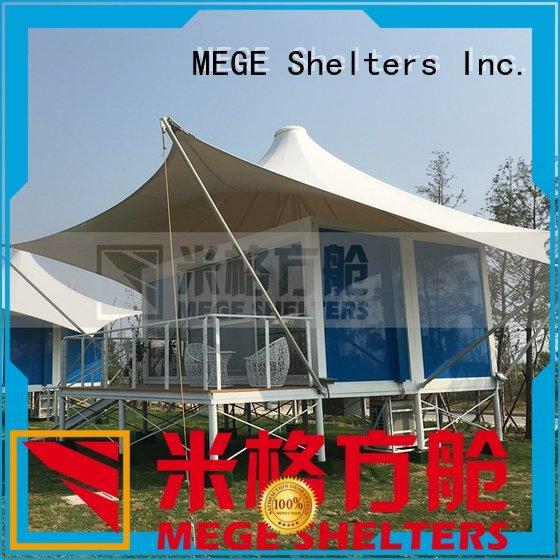 Quality MEGE Brand shipping container homes gel
